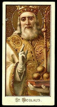 Saint Nicholas of Bari Wonderworker